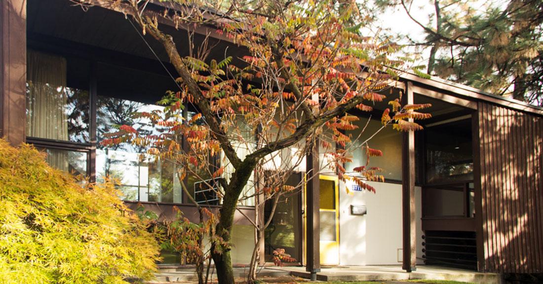 Cornelius House Mid Century Spokane